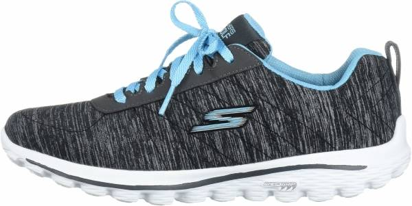 Skechers GOgolf Walk Sport - Black/Blue (BKBL)