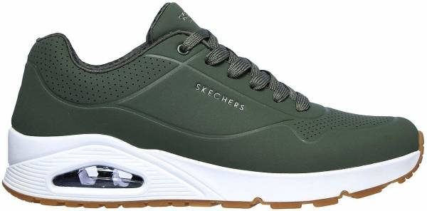 Skechers Uno - Stand On Air - Green (OLV)