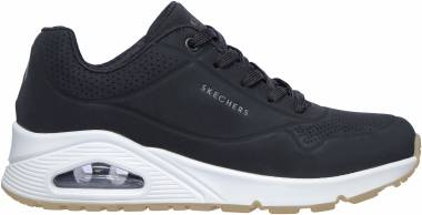 Skechers Uno - Stand On Air - Black (BLK)