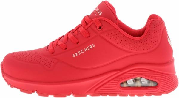Skechers Uno - Stand On Air - Red (RED)
