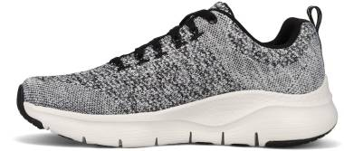 Skechers Arch Fit - Paradyme - White/Black (WBK)