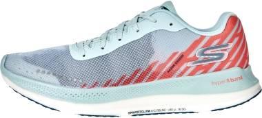 Skechers GOrun Razor Excess - Light Blue/Coral (SLTP)