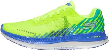 Skechers GOrun Razor Excess - Yellow/Blue (YLBL)