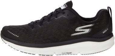 Skechers GOrun Ride 9 - Black/White (246)