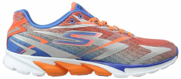 Skechers GOrun 4 men blue (blue/orange)