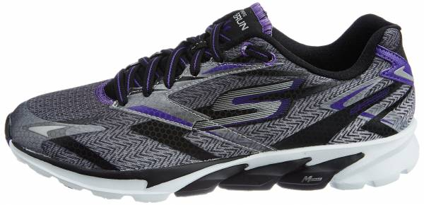 Skechers GOrun 4 woman black/purple