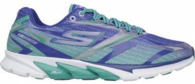 Skechers GOrun 4 - Blue/Green (BLGR)
