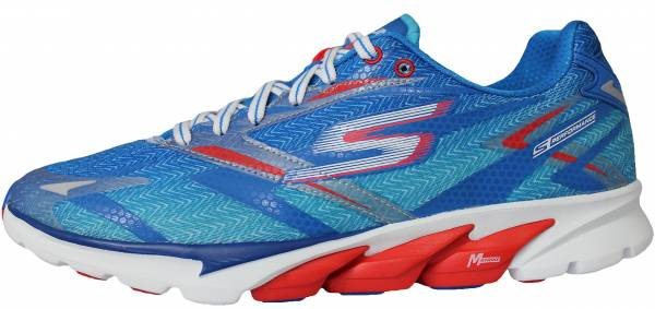 Skechers GOrun 4 men blue/red