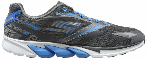 Skechers GOrun 4 men charcoal/blue