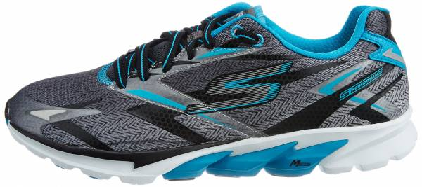 Skechers GOrun 4 men black/blue