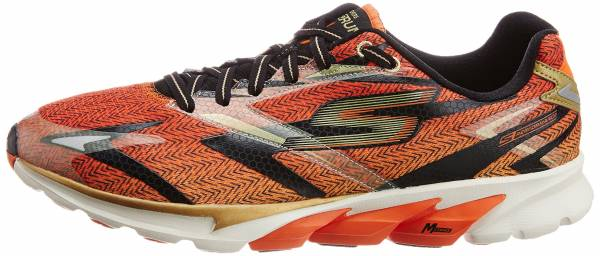 Skechers GOrun 4 men black/orange