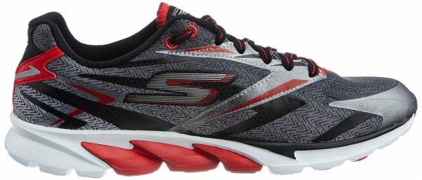 Skechers GOrun 4 Black/Red