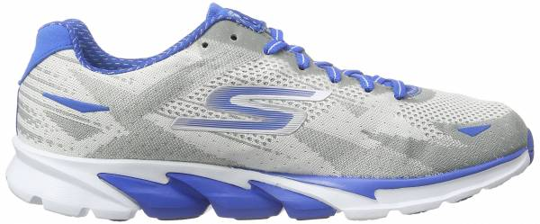 Skechers GOrun 4 men white/blue