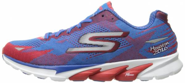 Skechers GOrun 4 woman red/blue