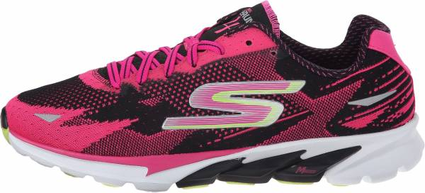 Skechers GOrun 4 woman black (bkhp)