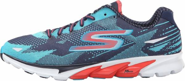 Skechers GOrun 4 woman navy/aqua
