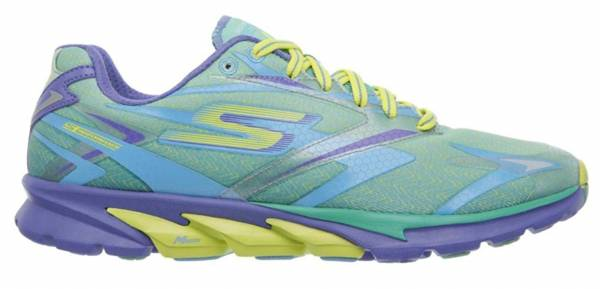Skechers GOrun 4 woman green/purple