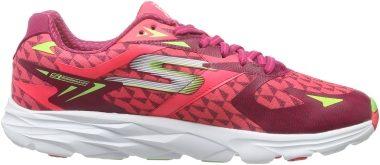 Skechers GOrun Ride 5 - Pink (HPGR)