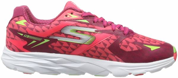 Skechers GOrun Ride 5 woman pink (hpgr)