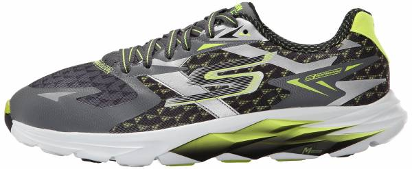 Skechers GOrun Ride 5 men grey - grau (cclm)