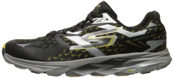 Skechers GOrun Ride 5 men black/yellow