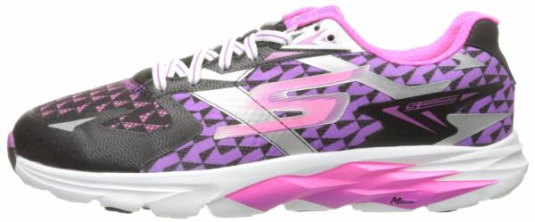 Skechers GOrun Ride 5 woman black (bkpr)
