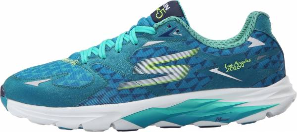 Skechers GOrun Ride 5 woman teal