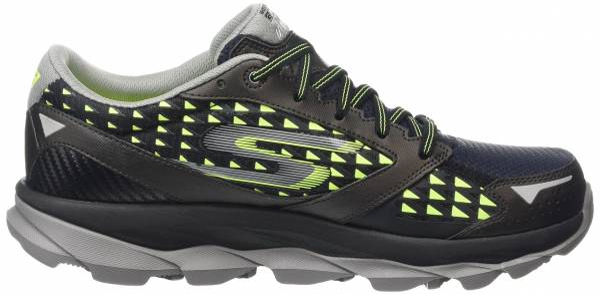 Skechers GOrun Ultra 2 men black / lime