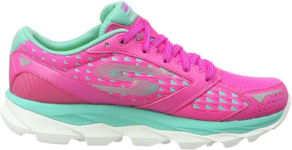 Skechers GOrun Ultra 2 woman hot pink / aqua