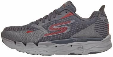 Skechers GOrun Ultra Road 2 Charcoal/Red Men