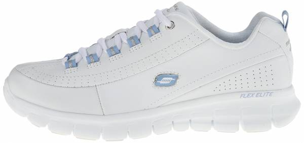 Skechers Synergy woman white/blue