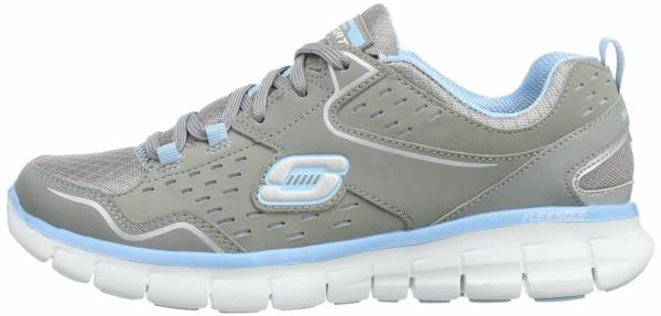 Skechers Synergy woman grey (grey/light blue)