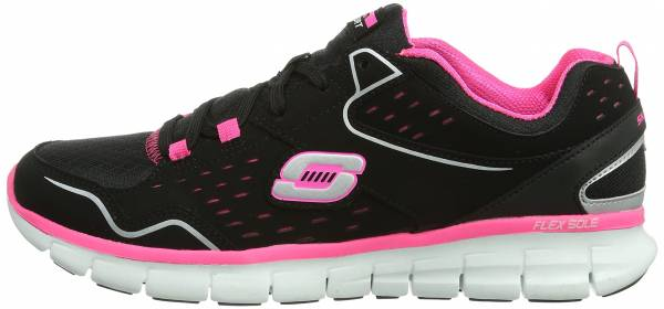 Skechers Synergy woman schwarz (bkhp)