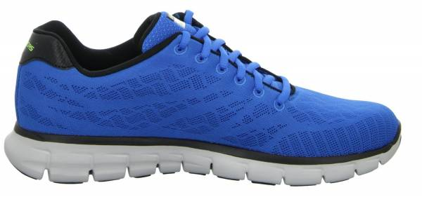 Skechers Synergy men royal/black