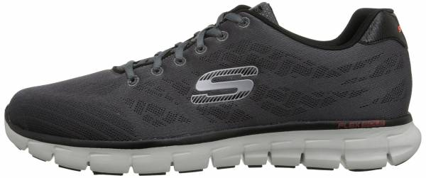 Skechers Synergy men charcoal/black
