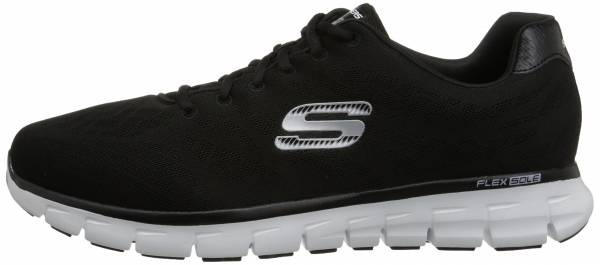 Skechers Synergy men black/white