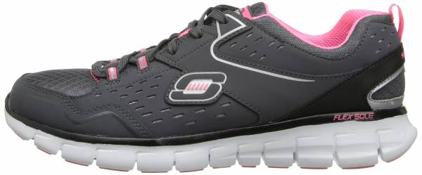 Skechers Synergy woman charcoal