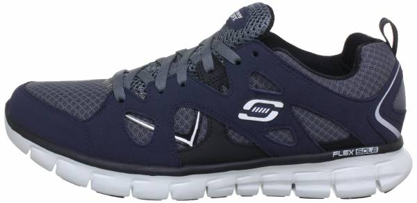 Skechers Synergy men blau (nvgy)