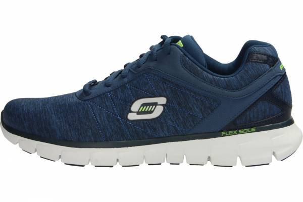 Skechers Synergy men blau