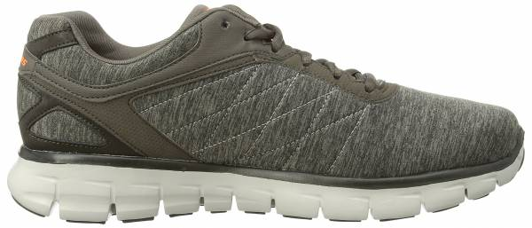 Skechers Synergy men gris - grau (dktp)