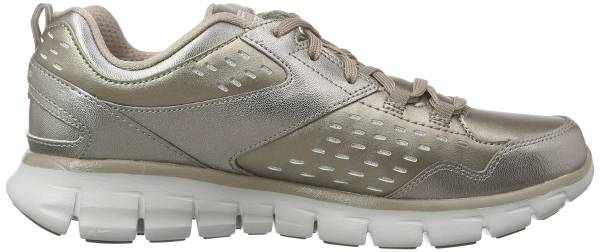 Skechers Synergy woman gold (brz)