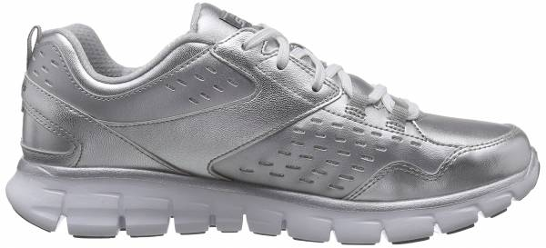 Skechers Synergy woman silber (sil)