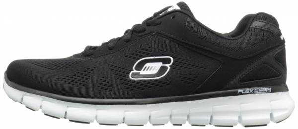 Skechers Synergy men noir (bkw)