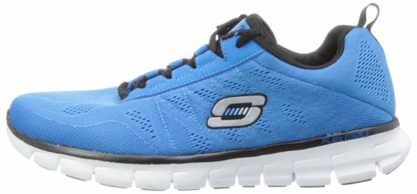 Skechers Synergy men azul (blbk)