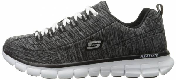 Skechers Synergy woman heather black