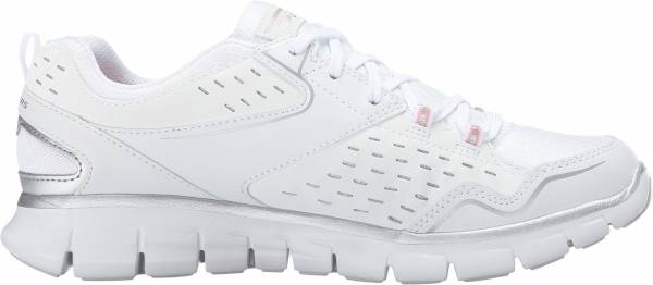 Skechers Synergy woman white/silver