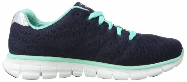 Skechers Synergy woman blu (nvaq)