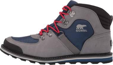Sorel Madson Sport Hiker - Carbon (1808001470)