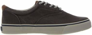 Sperry Striper CVO Salt Washed Twill - BLACK