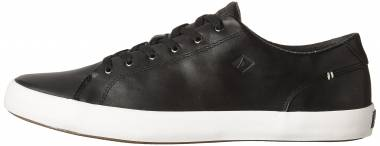 Sperry Wahoo LTT Leather Black Men